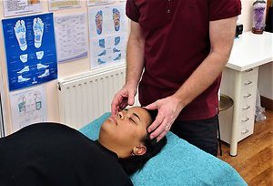Indian Head Massage /Massage Therapies. Eastern Facial Massage close