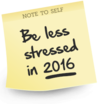 Less stress in 2016 (small